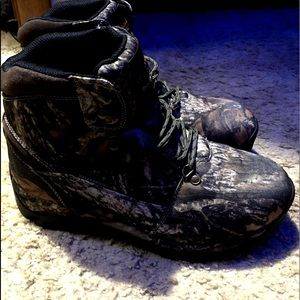Boone and Crockett Boots 600